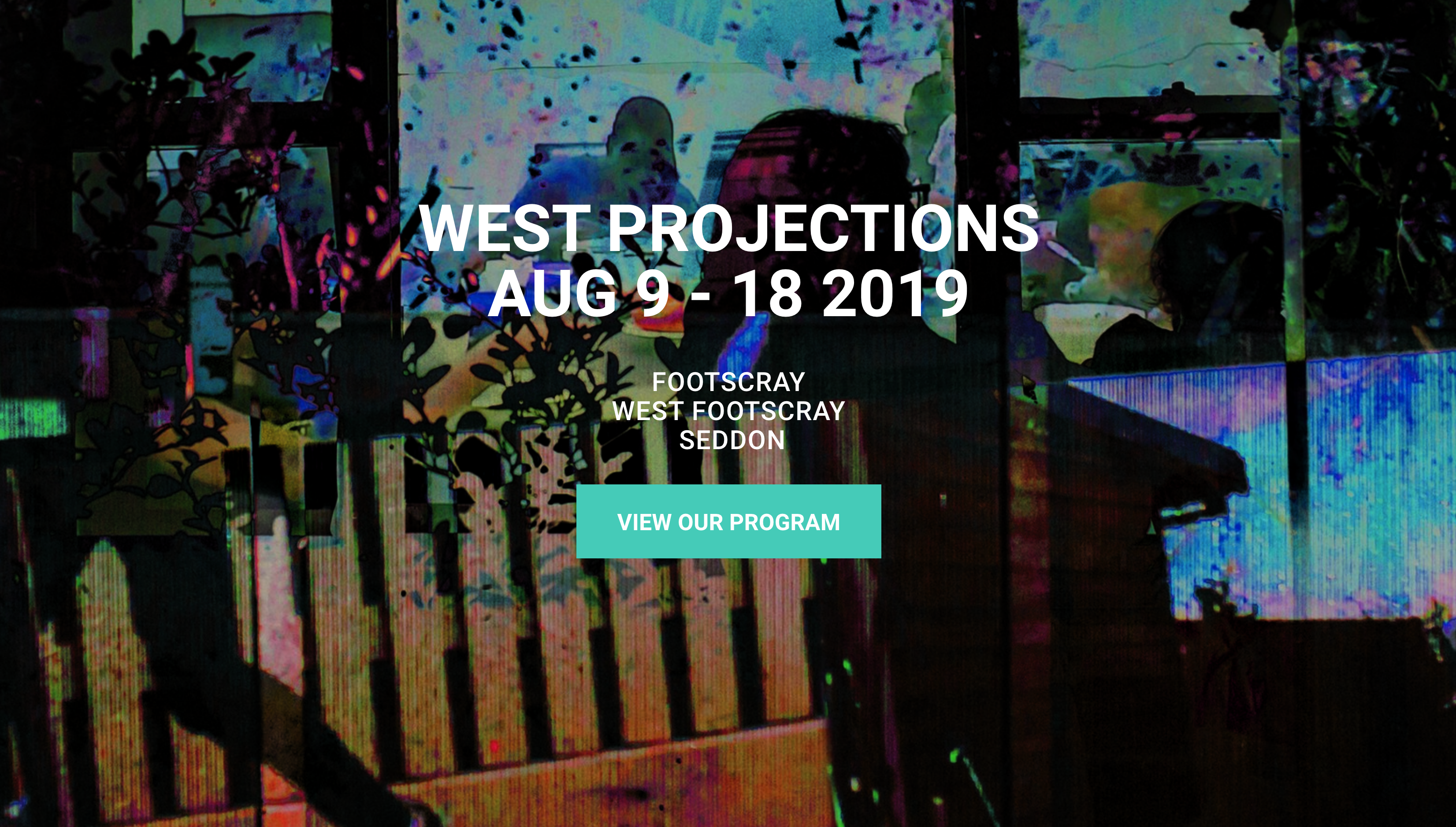 West Projections Festival 2019
