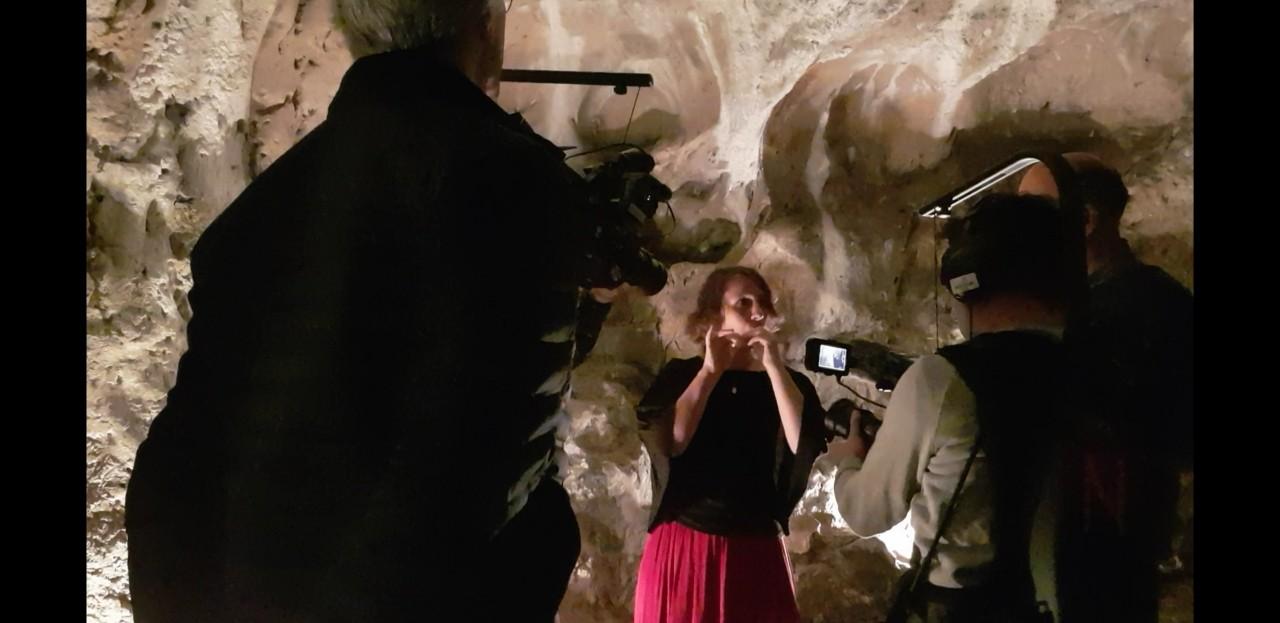 The Venus of Hohle Fels & Paeleolithic Bone Flutes